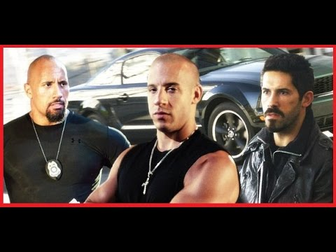 Fast & Furious 7 and Scott Adkins (PROMO-TRAILER)
