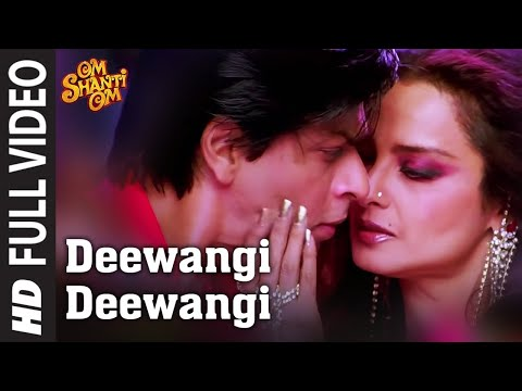 Deewangi Deewangi Full Video Song (HD) Om Shanti Om | Shahrukh...