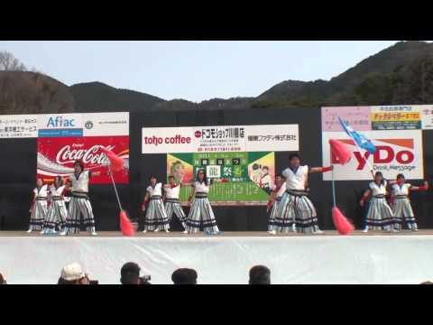 長州青組 ~川棚温泉 舞龍祭2011