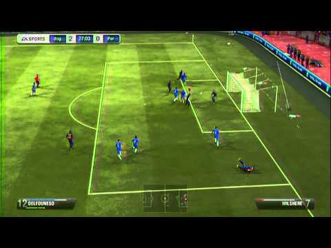 FIFA 13 Player Review: Nathan Delfouneso (720p)
