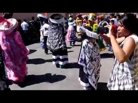 Chinelos en Xico, Chalco, Edo. Mex 2014