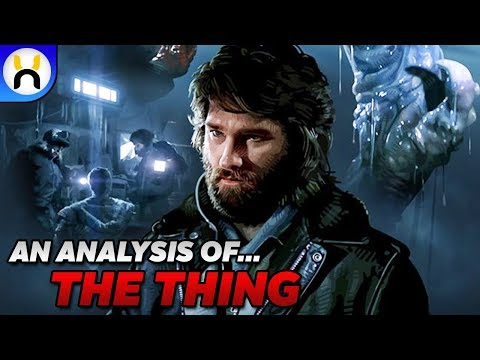 An Analysis Of John Carpenter's The Thing