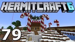 Minecraft Hermitcraft Season 6 Ep. 79- Season's Greetings
