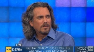 Actor Robby Benson talks love life after the knife