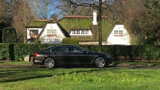 ANWB Test BMW 7 Serie 2016