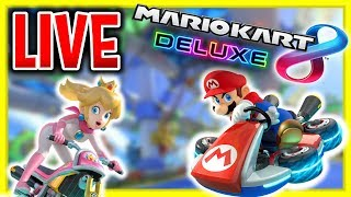 🔴 200ccm Rennen | German | Mario Kart 8 Deluxe | Nintendo Switch