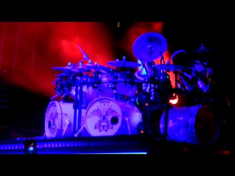 5 Finger Death Punch- Drum Solo- Trespass America- Prudential Center- 8/18/12