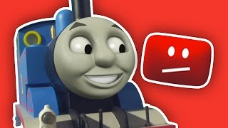 YouTube Sucks, School is Hard, and THOMAS is in the Thumbnail - UPDATE Video