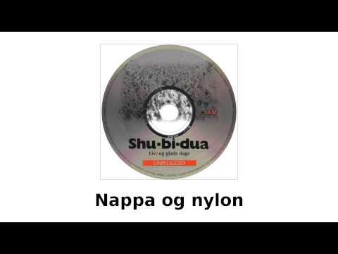 Shu-bi-dua - Nappa Og Nylon