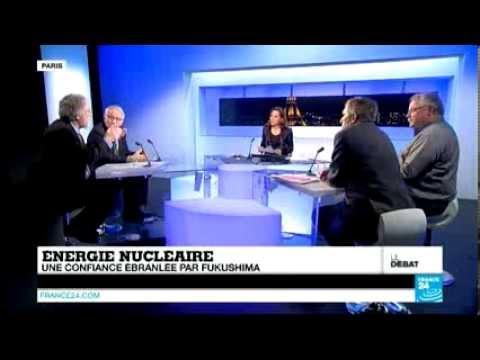 Energie nucléaire : une confiance ébranlée par Fukushima (Partie 2) - #DébatF24