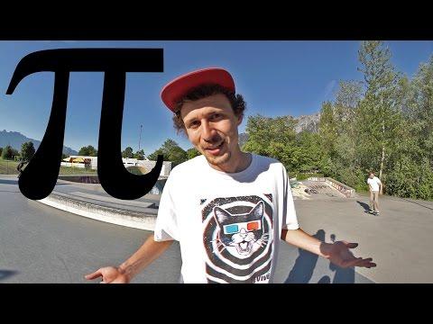 Pi Flip (Invented 2017) - Jonny Giger