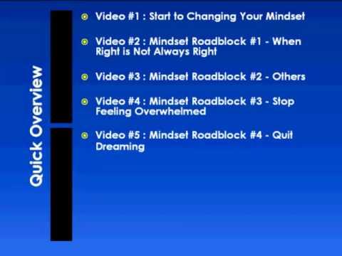 MindsetLaunchPad - 01. Start Changing Your Mindset How to Make Money Online Free