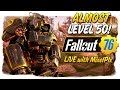 DING LEVEL 50 Official Launch W MixelPlx Fallout 76 LIVE mp3