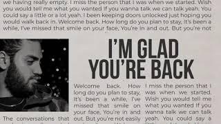 Download lagu Ali Gatie - Welcome Back feat. Alessia Cara ( Lyric Video)
