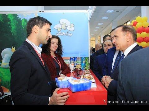 3D этикетки компании «Арохч Сунк» были представлены также на «Панармениан экспо»