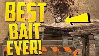 THE BEST BAIT TROLL EVER! - CS GO Funny Moments in Competitive