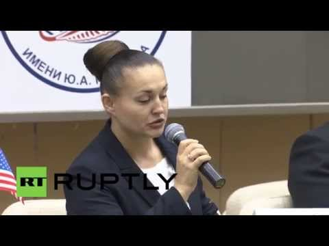 Russia: Meet FIRST Russian woman in space for 20 years!