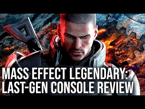 Mass Effect Legendary Edition PS4/Pro vs Xbox One/X - Every Last-Gen Console Tested!