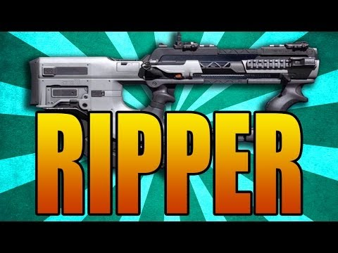 Ghosts Gun Guide: Ripper SMG/Assault Rifle Hybrid (3 Minute Weapon and Best Class Setup Guide)