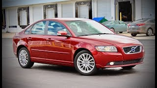 2011 Volvo S40 2.5L T5 Full Review & Test Drive