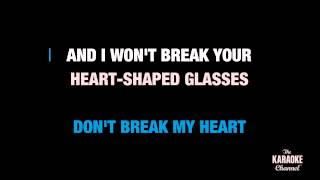 Heart Shaped Glasses In The Style Of 34 Marilyn Manson 34 Karaoke Audio No Lead Vocal