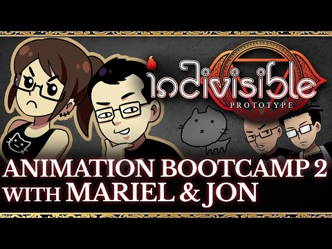 Animation Bootcamp with Mariel & Jon (Part 2)