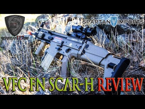 FN SCAR-H MK17 REVIEW - SPARTAN IMPORTS
