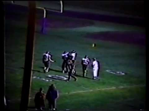 Cedarcrest High School Football Video 1994-1995 Duvall, Washington