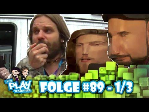 Let's Play Together (gamescom 2014 alsicebucketchallenge fische Zocken Streetfighter) 89-1 3 video