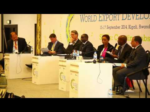 WEDF 2014   Plenary 2   Boosting SME participation in trade