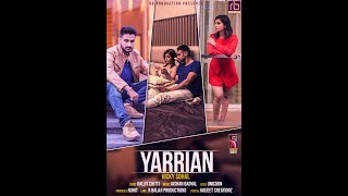 Latest Punjabi Songs 2017 Vicky Sohal - Yarrian (Feat. Jashan Badyal) |