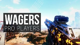 BO3: Wagers Against CWL Pro Players (Highlights Montage)