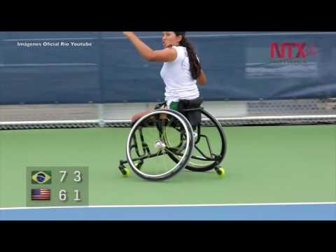 Tenis En Silla De Ruedas: Juegos Paralímpicos Río 2016