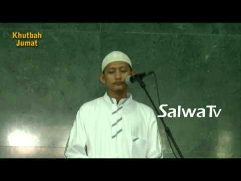 Khutbah Jum'at Karakter Ahlu Sunnah Wal Jama'ah - Ustadz Badrusalam,Lc