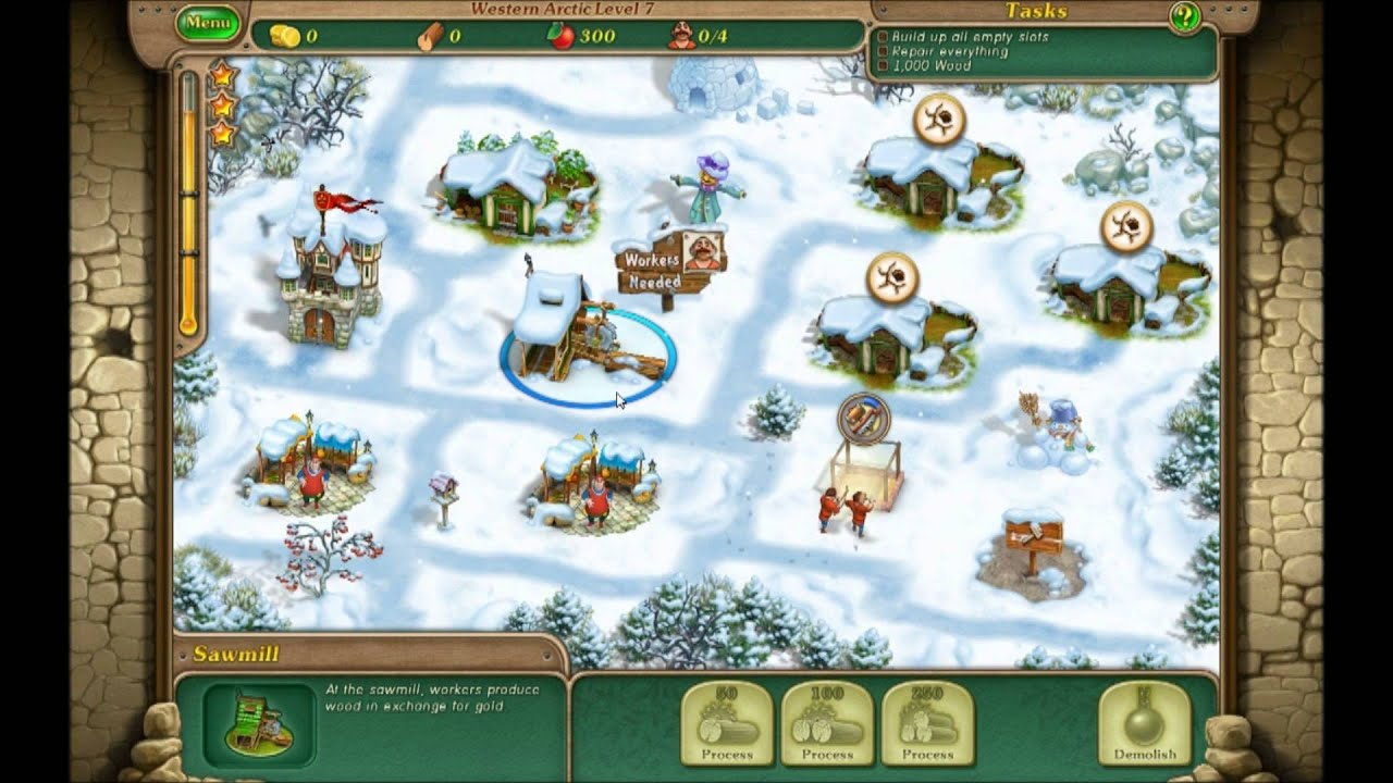 arctic 2 level 7