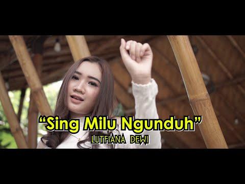 Lagu Banyuwangi Terbaru - Sing Milu Ngunduh - Lutfiana Dewi ( Aneka Safari)