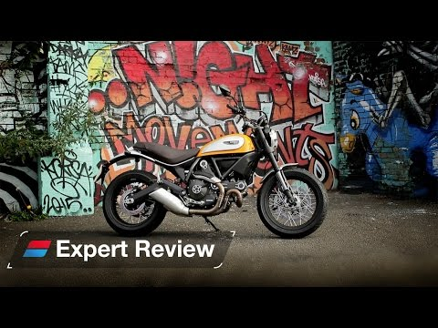 Ducati Scrambler Classic bike review