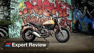 Ducati Scrambler Classic bike review