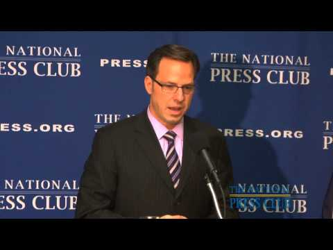 "Jake Tapper discusses ""The Outpost"" at The National Press Club"
