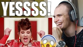 Netta - TOY (Israel - Eurovision 2018) REACTION