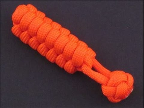 Rattlesnake Knot - Paracord Balls - Snake Knot   How To Save Money And Do It Yourself!