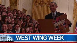West Wing Week: 08/07/15 or,