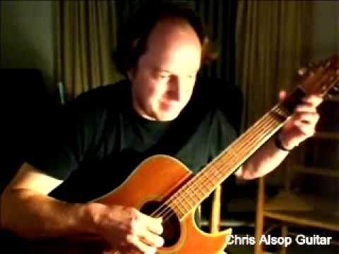 Bout A Spoonful by Mance Lipscomb. Blues Guitar