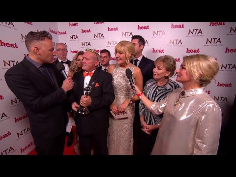 Mrs Browns Boys  - National Television Awards 2015