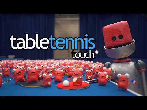 Table Tennis Touch APK Cover
