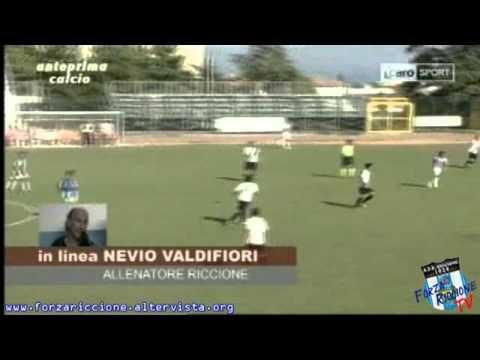 Anteprima Sport (Icaro Sport) – Nevio Valdifiori intervistato prima di Riccione-Real Rimini