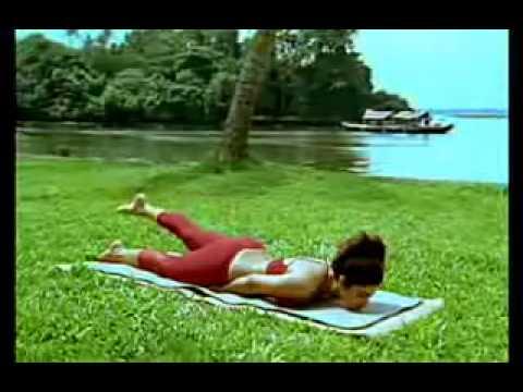 Shilpa Shetty Stomach Asanas Shilpa S Yoga   Youtube video
