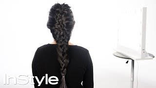 How to Upgrade Your Go-To Braid | InStyle