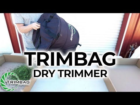 TRIMBAG Dry Trimmer Short Video