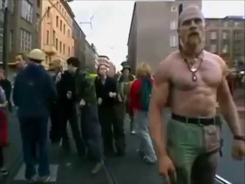 guerrier viking des temps modernes baston fight bagarres.mp4